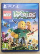 LEGO Worlds hra na PS4