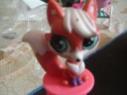 LPS Littlest pet shop vzácná liška
