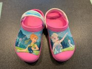 Crocs CC FrozenFever Clog Party Pink/Oyster 32-33