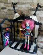 MONSTER HIGH Rochell a cirkus