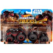 Hot Wheels Monster Truck Darth Vader a Chewbacca