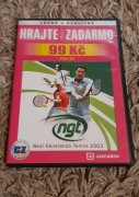 PC CD ROM Next Generation Tennis 2003