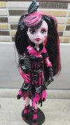 Monster high Draculaura sladké můry