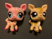Littlest pet shop LPS koloušek