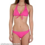 adidas ESSENTIALS 3STRIPES HALTERNECK BIKINI JAQUA