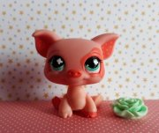 LPS LITTLEST PET SHOP prase, prasátko