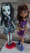Monster high Frankie a Clawdeen