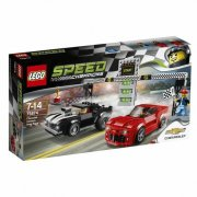 LEGO Speed Champions 75874 Chevrolet Camaro Drag