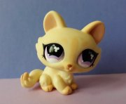 LPS LITTLEST PET SHOP kočka, kočička