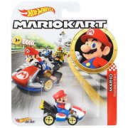 HOT WHEELS MARIO KART - MÁRIO