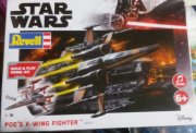 Star wars Rewell Poe´s X-wing Fighter