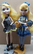 Ever after high  Blondie