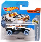 Hot Wheels Terrain Storm bílý, Snow Stormers 1/5