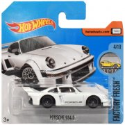Hot Wheels Porsche 934.5, Factory Fresh 4/10