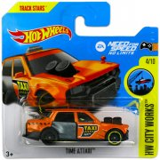 Hot Wheels angličák Time Attaxi, City Works 4/10