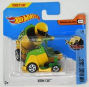 Hot Wheels angličák Boom Car, Ride-Ons 1/5