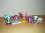 LPS littlest pet shop Mc sada 1.