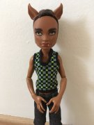 Monster High Clawd Wolf
