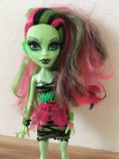 Panenka Monster High Venus McFlytrap