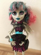 Panenka Monster High Rochelle Goyle