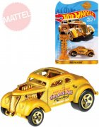 Hot Wheels spec. edice zlatý model Pass ´N Gasser