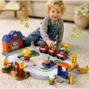 Fisher Price Little People Zábavný vlak