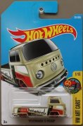 Hot Wheels angličák Volkswagen T2 Pickup, Art Cars