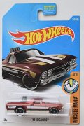 Hot Wheels angličák ´68 El Camino, Muscle Mania 4/
