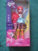 My Little Pony Equestria girls - Piknie Pie