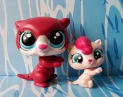 LPS LITTLEST PET SHOP vydra
