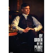 Plakát Peaky Blinders By Order Of The 182