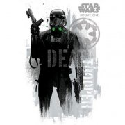 Plakát Star Wars Rogue One Death Trooper 239