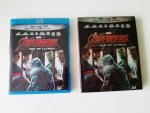 Blu-ray film 3D + 2D Marvel Avengers Age of Ultron