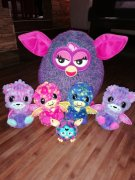 HATCHIMALS, FURBY
