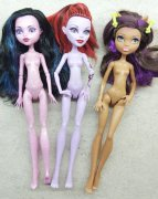 MONSTER HIGH  mix