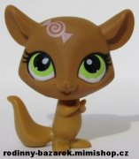 LITTLEST PET SHOP čipmánek veverka LPS 3310