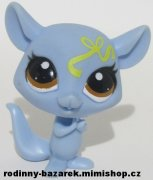 LITTLEST PET SHOP čipmánek veverka LPS 3536