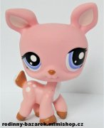 LITTLEST PET SHOP srna koloušek LPS 1413 č.3
