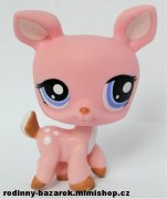 LITTLEST PET SHOP srna koloušek LPS 1413 č.2
