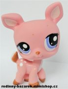 LITTLEST PET SHOP srna koloušek LPS 1413 č.1