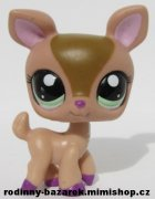 LITTLEST PET SHOP srna koloušek  LPS 1677