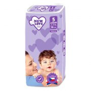plenky New Love Premium comfort 5 JUNIOR 11-25 kg