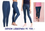DENIM LEGGING 8/36