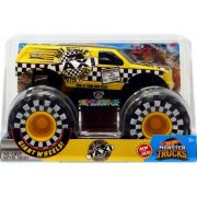 Hot Wheels Monster Truck velký Taxi