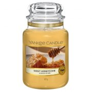 Sweet Honeycomb velký classic Yankee candle