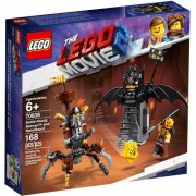 Lego Movie 2 70836 Batman a kovovous