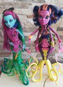 Monster High   z útesu Posea a Kala