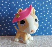 LPS LITTLEST PET SHOP bulterier