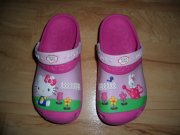 Crocsíky Crocs J3 Hello Kitty