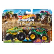 Hot Wheels Monster Trucks A51 Patrol a Test Subjek